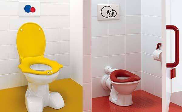Geberit viert het toilet