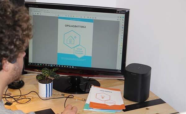 Verduurzaam je woning met infofiches van Kamp C