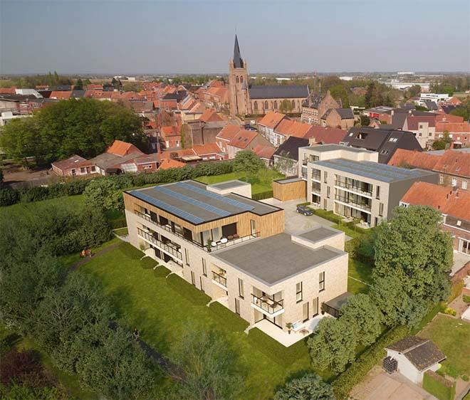 Eerste werken aan nieuwe 'Brouwershof' gestart