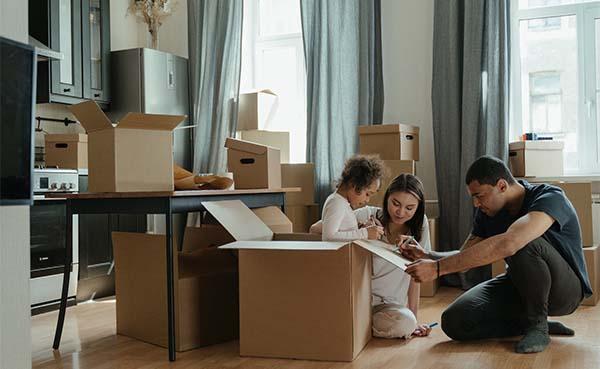 Stress rond de aankoop van een woning en verhuizen voorkomen