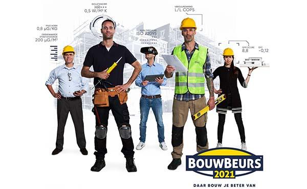 BouwBeurs Utrecht verplaatst naar 13 tot en met 17 september 2021