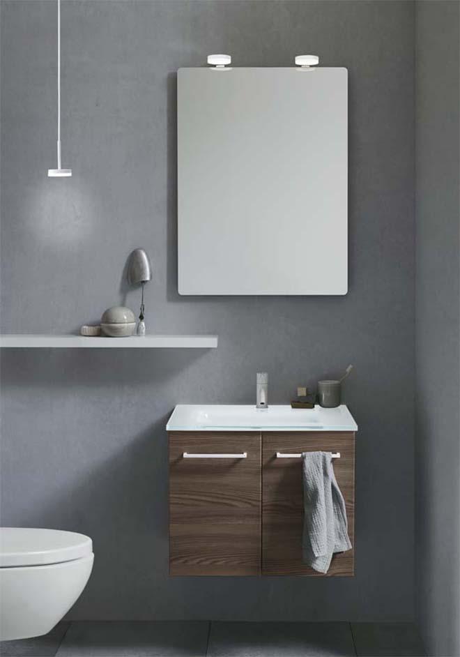 Het perfecte licht in de badkamer