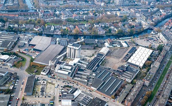 Blauwhoed-en-Dudok-kopen-terrein-Glasfabriek-in-Schiedam