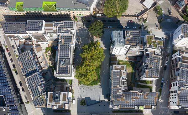 Tivoli GreenCity in Brussel officieel duurzaamste wijk ter wereld