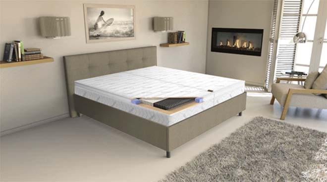 Grote slaapkamer gezellig inrichten
