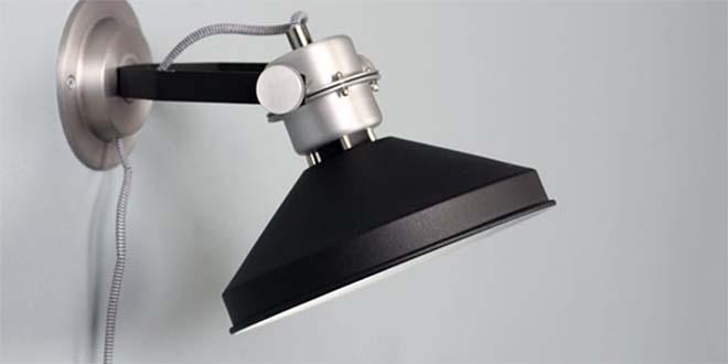 Zwarte lampen