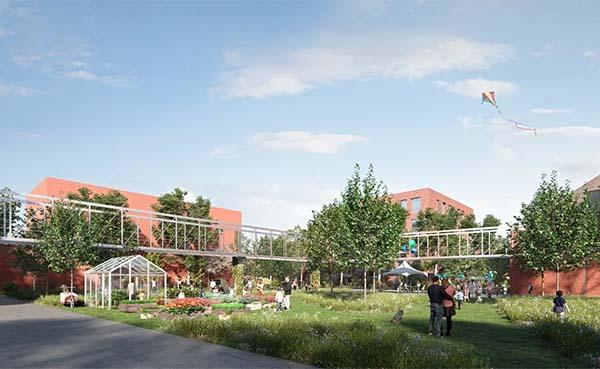 Revive en Except gaan samen duurzame woonprojecten ontwikkelen