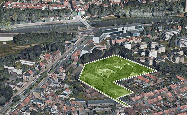 VT-Invest group koopt WVI site nabij hartje Brugge
