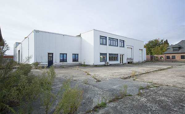 Gewezen slachthuis in Aarschot staat te koop