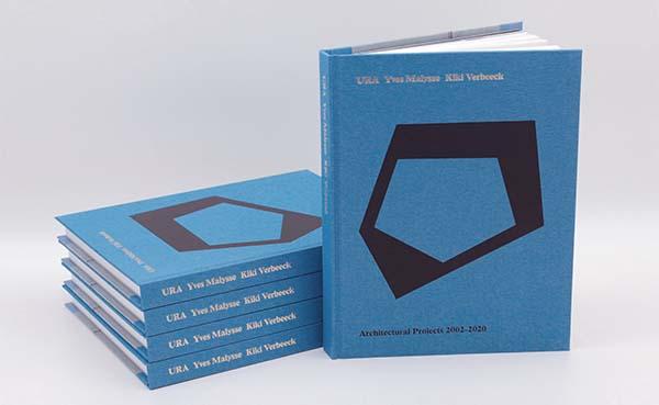 Publicatie van de eerste monografie rond het Belgische architectenbureau URA
