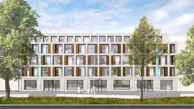 Nieuw hotel in historische centrum van Antwerpen