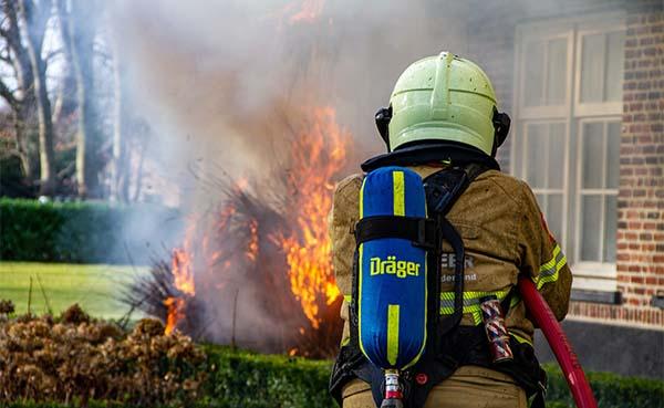 Aantal brandmeldingen in Nederland met 25% gestegen door corona