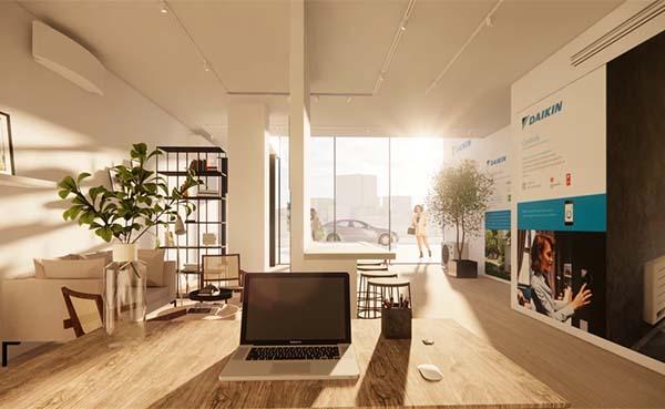 Daikin Experience Center: een uniek en op en top Belgisch concept