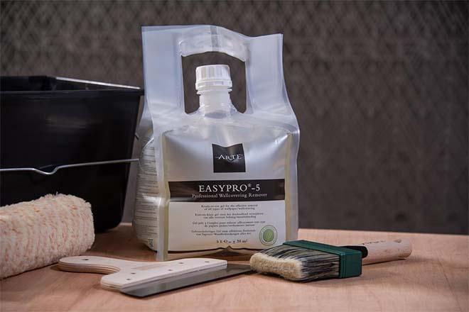 Moeiteloos behang verwijderen met Easypro