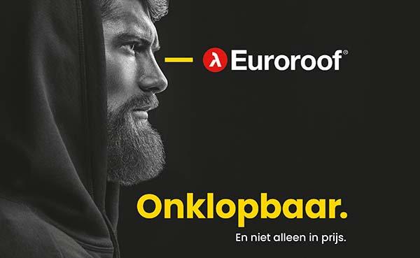 Recticel Insulation lanceert Euroroof, het all-in-one pakket voor hellende daken