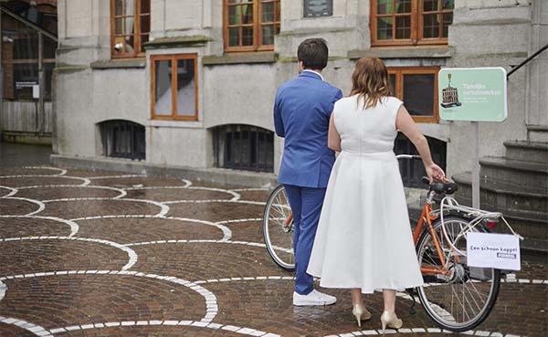 In Roeselare trouw je vanaf vanaf juli op een unieke locatie