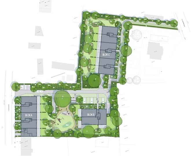 Vernieuwd woonproject in Beaulieuwijk wordt groenste van Machelen