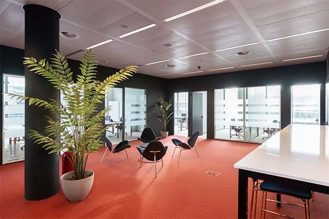 Frame21 opent vestiging vlakbij Brussels Airport
