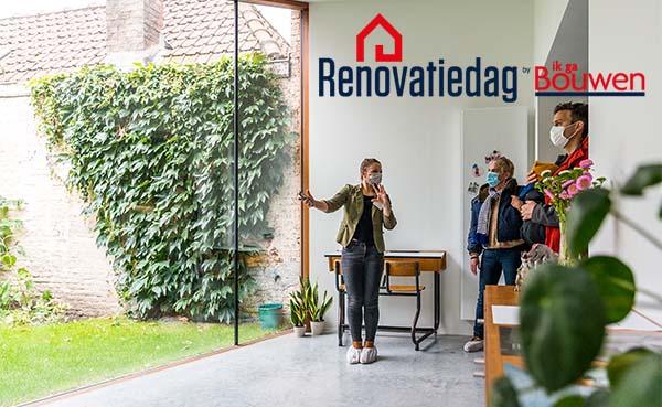 Bezoek op 6 juni de knapste renovaties tijdens de Renovatiedag