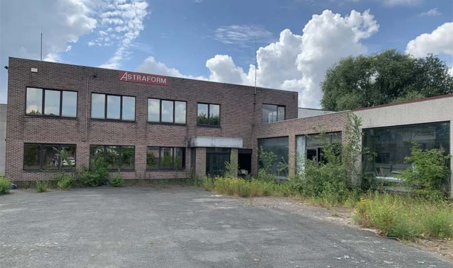 Desolate site Astravorm maakt plaats voor 42 woningen en veel groen