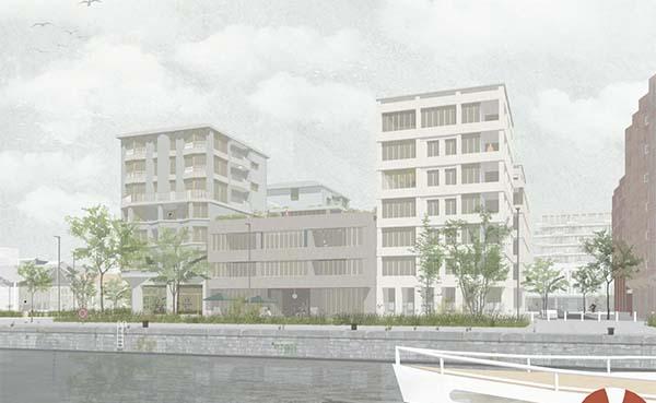 CADIX A4 wordt eerste gezinsvriendelijk woonproject op het Eilandje