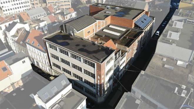 Engels Group verkoopt haar gebouwen aan de Antwerpse Paardenmarkt