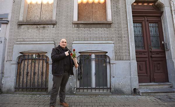Fouad Ahidar wil een Valentijn voor elk Brussels gebouw
