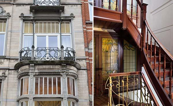 Persoonlijke woning van architect Hemelsoet wordt Brussels Erfgoed