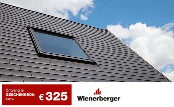 Bezoek de Wienerberger showrooms en krijg tot 325 euro terug op uw aankopen
