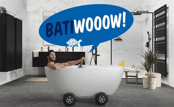 X²O Badkamers brengt Batibouw bij je thuis