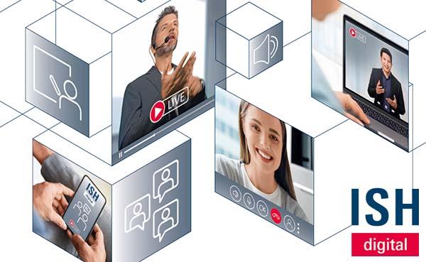 Ontdek de ISH digital 2021 vakbeurs van 22 tot en met 26 maart