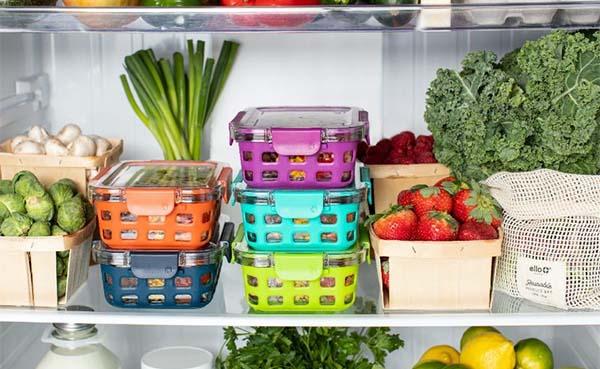 Tips om een koelkast weg te werken in jouw keuken