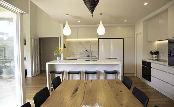 Woontrend: Ledstrips in de keuken
