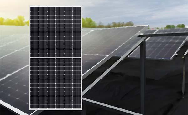Nieuw Sharp PV-zonnepaneel presteert beter bij hoge omgevingstemperatuur