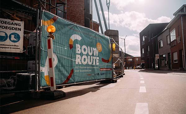 Eerste Vlaamse Bouwroute lokte meer dan zesduizend bezoekers