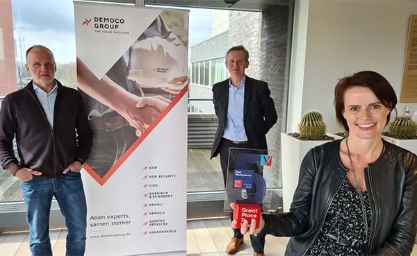 Limburgs familiebedrijf behoort tot beste werkgevers van België