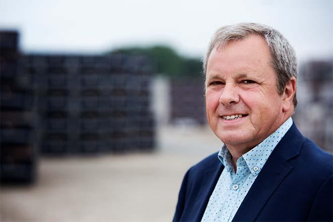 Eddy Deconinck, Directeur Collectief Welzijn bij Vandersanden