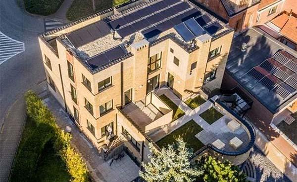 Renovatiewerken Huis Van Bockstal in Vorselaar afgerond