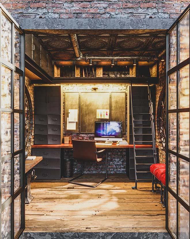 Belgische festivalbouwer maakt nu unieke themaruimtes voor fascinerende thuisbeleving