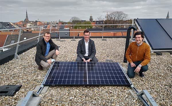 Zorgpunt Waasland plaatst zonnepanelen op acht locaties via het Vlaams Energiebedrijf