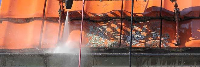 Tips voor het reinigen van een dak
