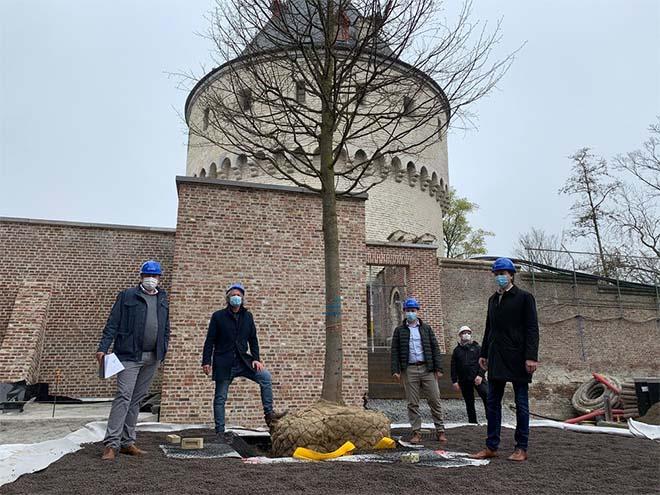 Paulientjes wordt nieuw stadspark in Kortrijk van 3.500m²