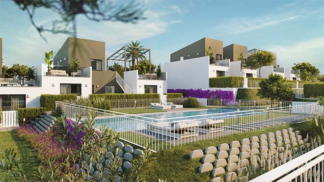 Vandaag officieel startschot voor verkoop tweede verblijven in Spanje