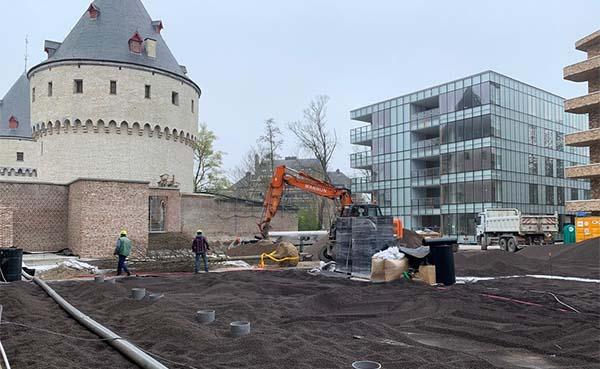 'Paulientjes' wordt nieuw stadspark in Kortrijk van 3.500m²