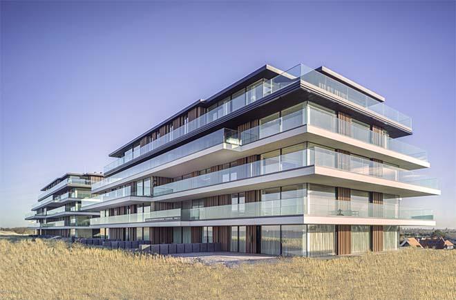 Versluys Groep lanceert The Hamptons in Cadzand