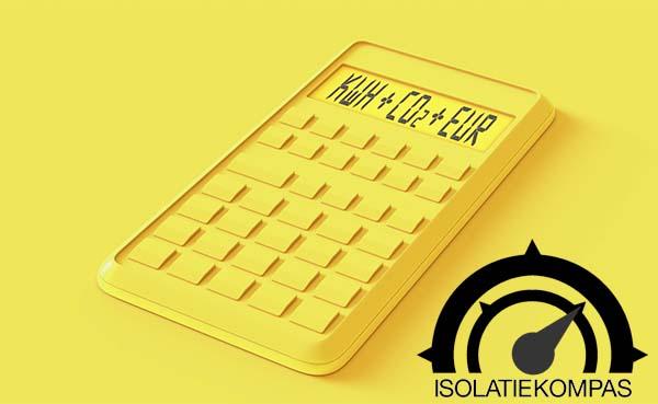 Bereken jouw isolatiebesparing met het Isolatiekompas