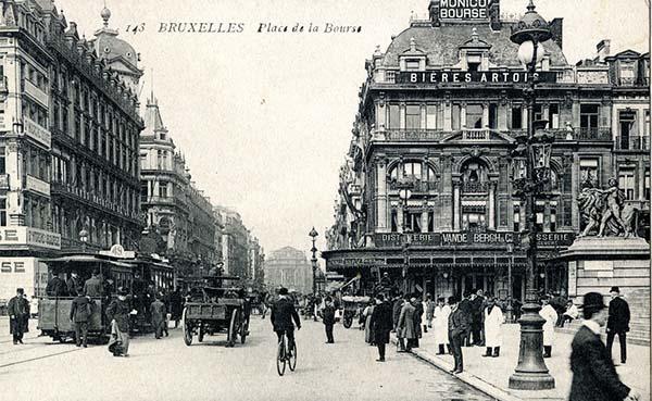 Het geheugen van Stad Brussel opgenomen in de Erfgoedbank