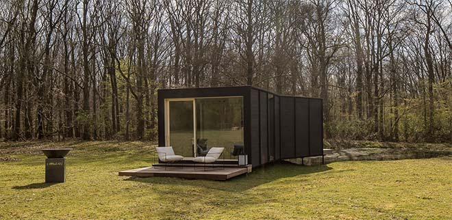 Amani Spaces matcht modulaire units met design en comfort