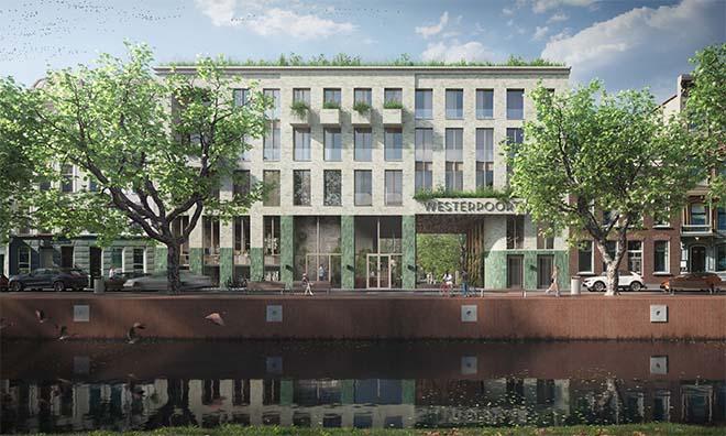 Multifunctionele herbestemming gemeentepand in Rotterdam met 22 huur- en koopwoningen