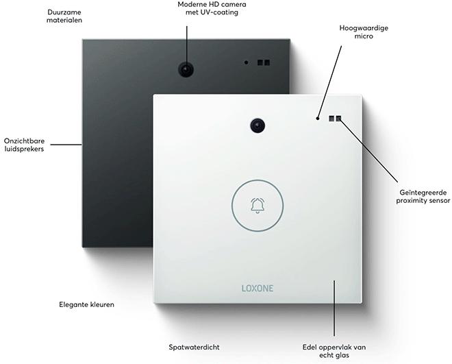 De revolutie op gebied van intercoms: de Loxone Intercom
